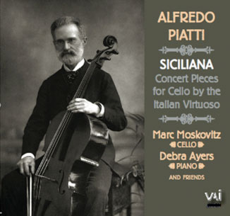 Piatti CD cover